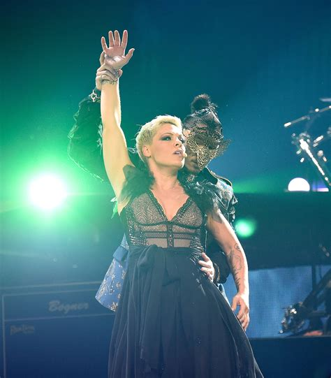 Pink Forgets the Lyrics to Her Song 'Who Knew' During MSG