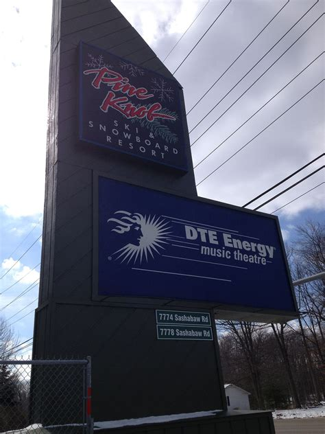 DTE Energy Music Theatre - Wikipedia