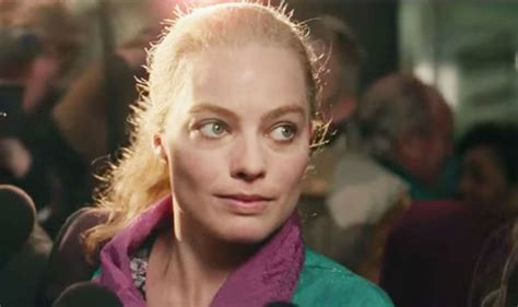Margot Robbie is rough and ready in I, Tonya trailer