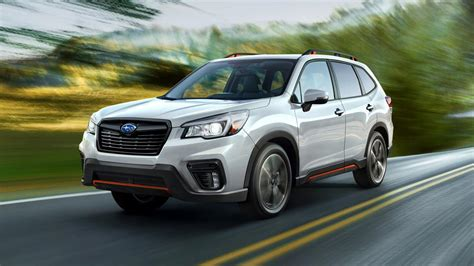 This is the new Subaru Forester Sport   Top Gear