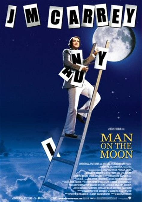 Man on the Moon Movie Poster (#2 of 4) - IMP Awards