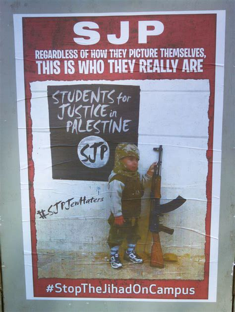 Offensive posters targeting SJP resurface on campus for