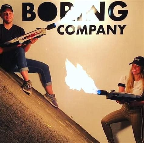 Boring Company flamethrowers are being resold on eBay