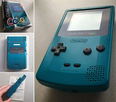 The Nintendo GameBoy Color - PlayEnthusiast