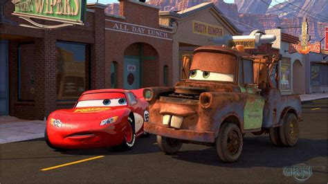 Cars Mater National Championship - PC - Games Torrents