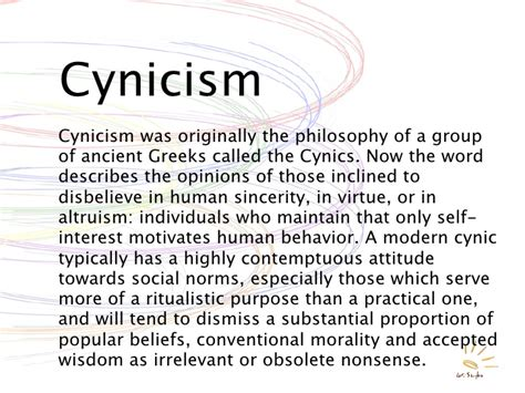 """""""Isms"""" of Philosophy"""