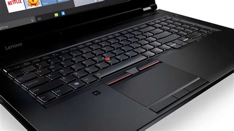 Lenovo's ThinkPad P50 and P70 laptops have Windows 10 and