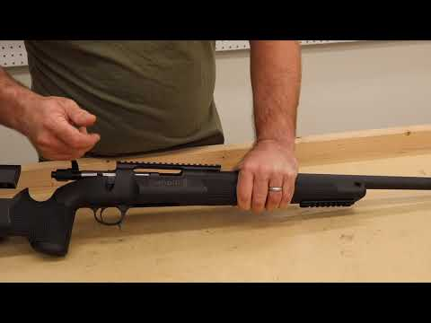 Sabatti Rover Compact Scout rifle   all4shooters