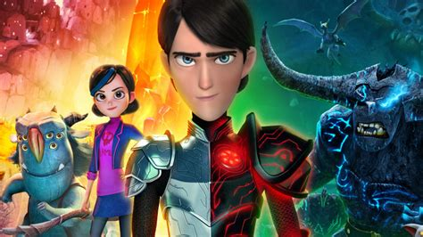 Trollhunters: Tales of Arcadia trailer revealed