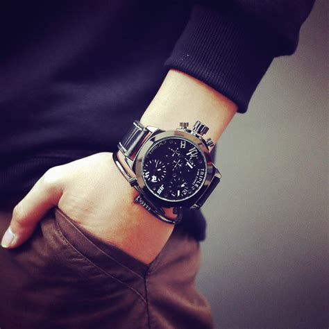 Men Watches: 3 Styles To Wear In 2017! – The Fashion Tag Blog
