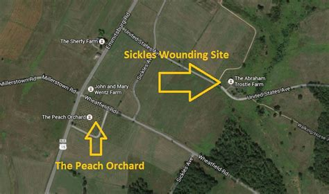 Gettysburg Off the Beaten Path: The Wounding Site of