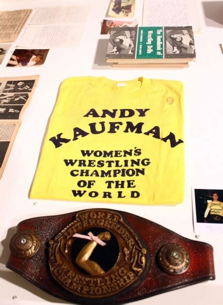 """» AO On Site: New York – Opening of Andy Kaufman """"On"""