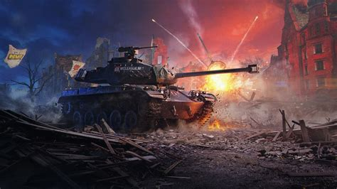 World of Tanks New 2017 Wallpapers | HD Wallpapers | ID #20002