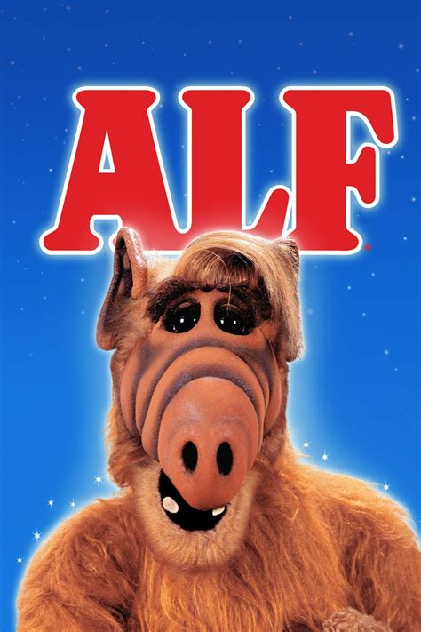 ALF (TV Series 1986-1990) - Posters — The Movie Database