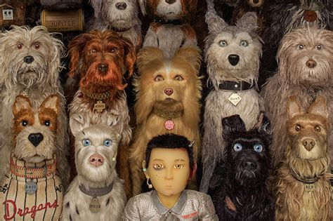 Wes Anderson's Isle of Dogs Dazzles - Film/TV - The Stranger
