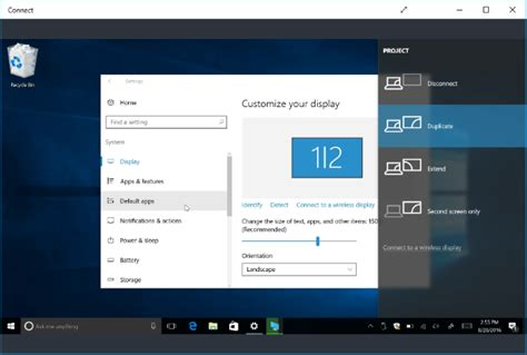 How to Cast Your Windows or Android Display to a Windows 10 PC