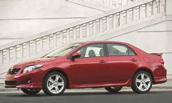 2009 Toyota Corolla Engine Problems and Repair