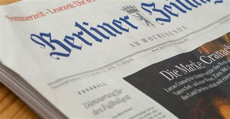 Newspaper Front Page · Free Stock Photo