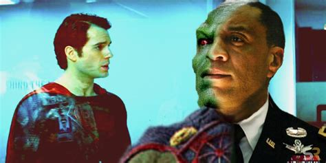 Justice League: Clues Martian Manhunter Was In The DCEU