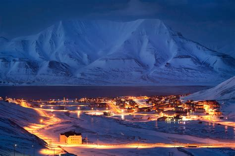 A Visit to Svalbard, Norway, Where Polar Bears Outnumber