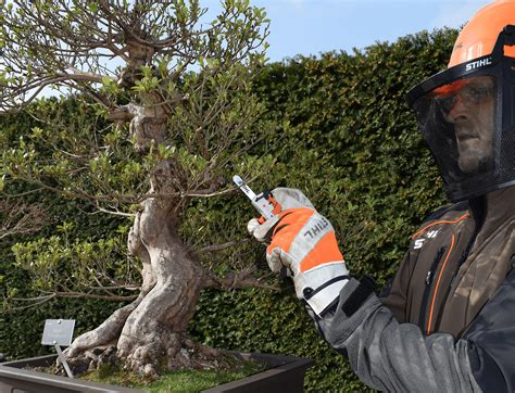 STIHL unveil new ultra-compact Cordless Chainsaw for 2017