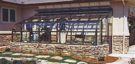 Grand Hideaway Glass Greenhouse | Gothic Arch Greenhouses