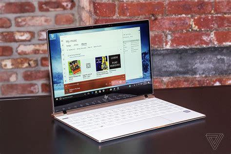 HP's Spectre 13 is now even smaller and comes with eighth