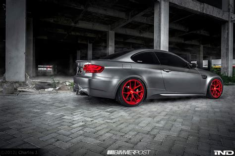 IND BMW E92 M3 and F10 M5