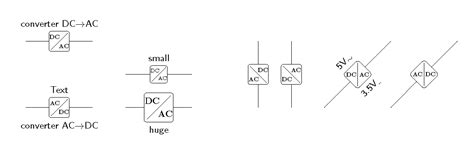 How can I get optional arguments in a TikZ-circuits