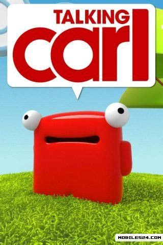 Talking Carl Free Android App download - Download the Free