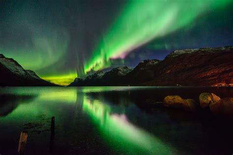 Brave the Arctic chill to see the Northern Lights on a