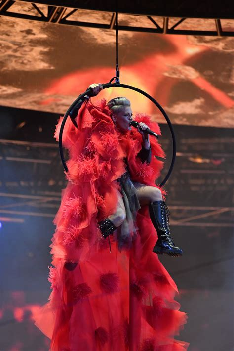 P!nk at the Brits 2019 – Outstanding Contribution to Music