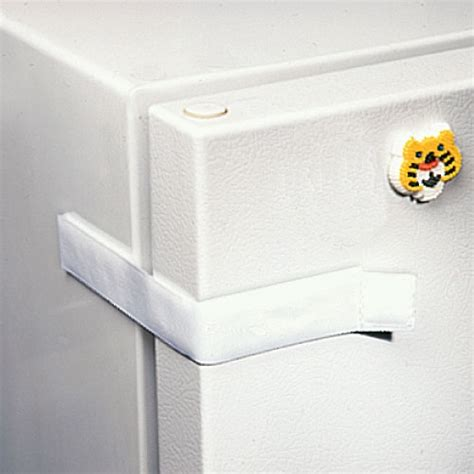 Refrigerator Door Strap for Earthquakes | 2 Straps Included