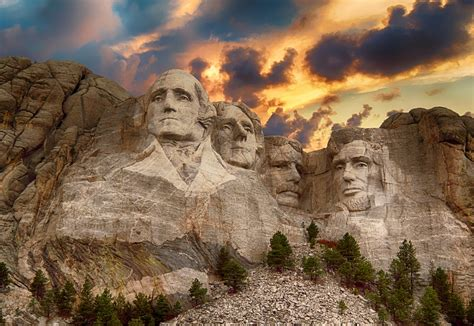A Secret Room Inside Mount Rushmore Holds Answers for