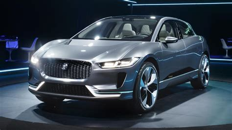 New Jaguar I-Pace is a 400bhp Tesla-baiting electric SUV