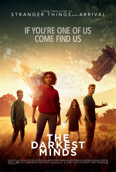 The Darkest Minds - Production & Contact Info   IMDbPro
