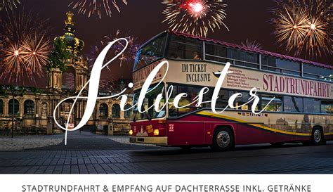Exklusive Silvesterparty 2020/2021 in Dresden - Jetzt