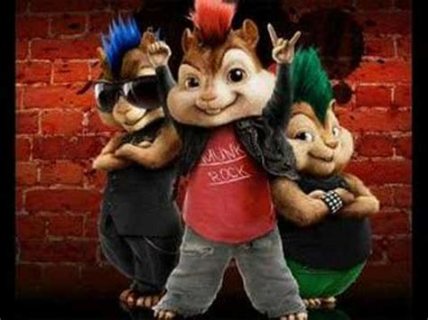 Alvin and the chipmunks - Rock this party - YouTube