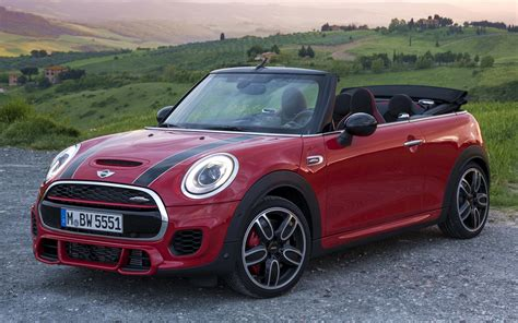2016 Mini John Cooper Works Cabrio - Wallpapers and HD