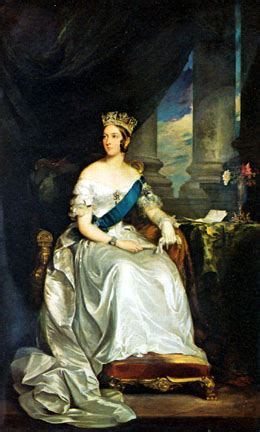 A Gallery of Portraits of Queen Victoria