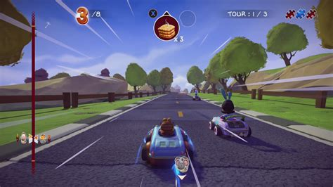 Weep before the face of God - Garfield Kart: Furious