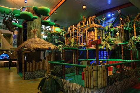 Yoyo, an indoor playground – Luxembourg | Seattle and