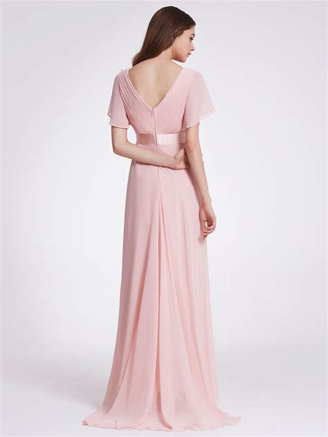 Awesome Ever-Pretty Pink Formal Evening Weddings