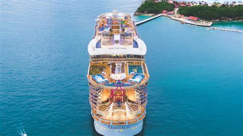 Royal Caribbean to renovate Oasis of the Seas for $165M