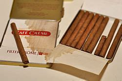 Cigarillo - Wikipedia's Cigarill as translated by GramTrans