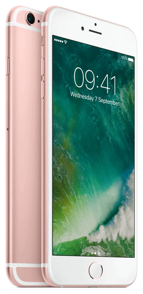 iPhone 6S Plus - Comms Connect