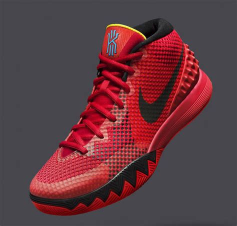 """Nike Kyrie Irving 1 """"Deceptive Red""""   Complex"""