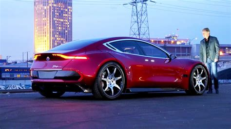 2020 Fisker Emotion - Behind the Scenes [EXCLUSIVE] - YouTube