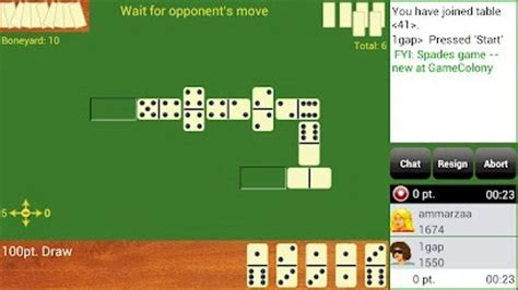 [FREE GAME] Domino Live app for Android - BlackBerry