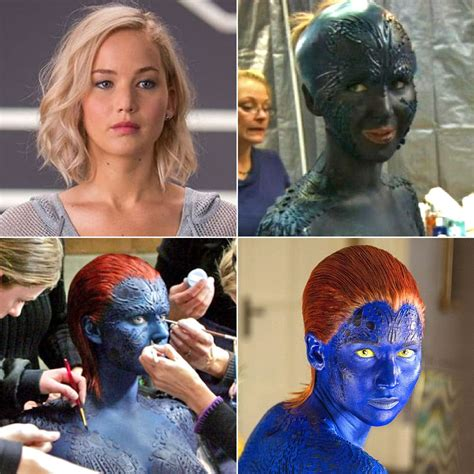 24 pictures that reveal the full process of actors